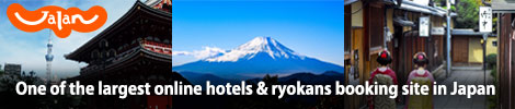 One of the largest online hotels & ryokans booking site in Japan